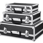 iKayaa Aluminiumkoffer in 3 verschiedenen Größen für 29,99€
