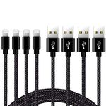 4er Pack: 2m Zeuste Lightning Kabel für 10,99€ – Prime