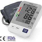 Digitales Oberarmblutdruckmessgerät für bis zu 2 Benutzer für 11,99€ – Prime