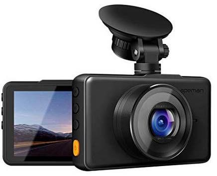 Apeman C450   1080p Dashcam mit 170° Weitwinkel für 25,41€ (statt 38€)