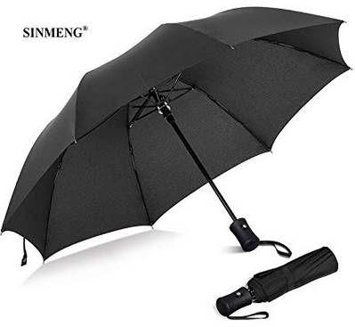 Sturmfester Regenschirm mit Automatiköffnung für 11,98€ (statt 16€)