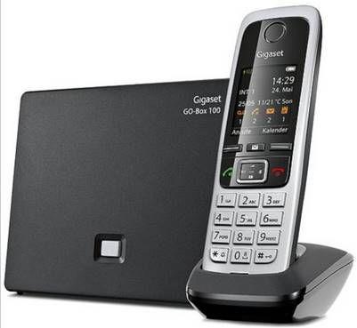 Gigaset C430A GO   schnurloses Telefon mit Anrufbeantworter für 59,90€ (statt 69€)