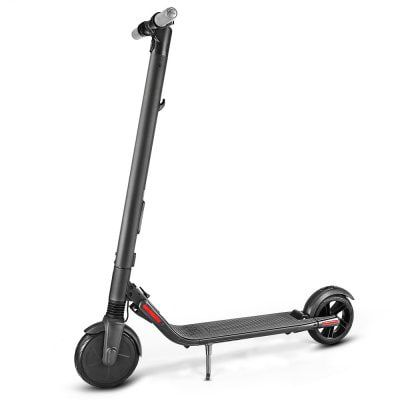Vorbei! Ninebot by Segway KickScooter ES2 in Schwarz für 189€ (statt 344€)   aus DE