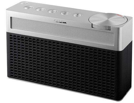 Geneva Touring S   Bluetooth Radio Lautsprecher (DAB+/FM) für 101€ (statt 145€)