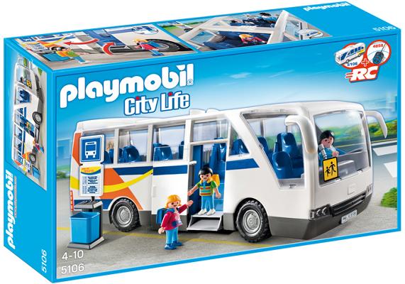 Playmobil 5106 Schulbus für 24,99€ (statt 45€)