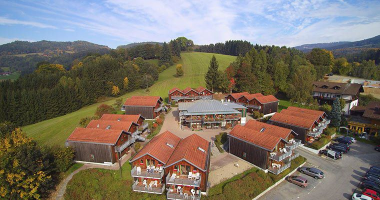 7ÜN im Bayerischen Wald in einer Suite inkl. HP, Sauna & Fitness für 277,50€ p.P.