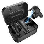 YATWIN Bluetooth 5.0 Kopfhörer mit Schnelladung, Noise Cancelling & mehr für 33,59€ (statt 47€)