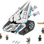LEGO Ninjago 70616 – Zane's Eis-Raupe für 55,99€ (statt 106€)