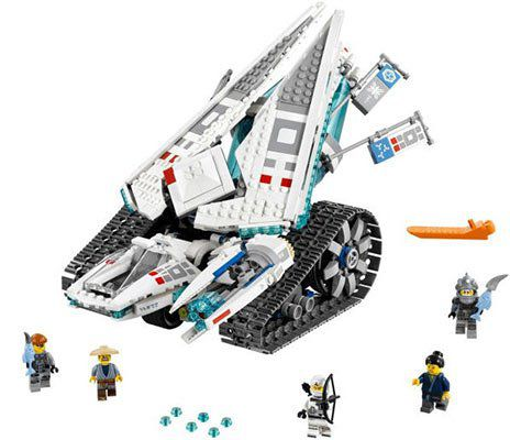 LEGO Ninjago 70616   Zanes Eis Raupe für 55,99€ (statt 106€)