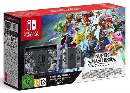 Nintendo Switch Super Smash Bros. Ultimate Edition für 368,85€ + 9816 Superpunkten
