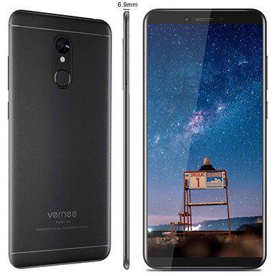 Vernee M6   5,7 Zoll Smartphone mit 64GB Speicher für 119€ (statt 160€)