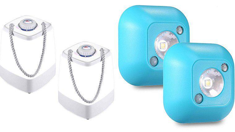 2er Pack: LED Nachtlicht mit Bewegungsmelder für 6,99€   Prime