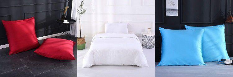 Unimall Bett  & Kopfkissenbezüge mit bis zu 62% Rabatt   z.B. 4 Kopfkissenbezüge (80 x 80 cm) für 13,67€ (statt 36€)