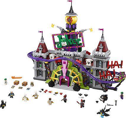 LEGO Batman Movie 70922 The Joker Manor für 188,99€ (statt 293€)