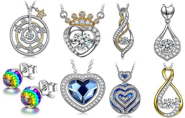 12€ Rabatt auf diverse Alex Perry Ohrringe & Halsketten z.B. Ohrringe Fantastische Welt ab 9,99€   Prime