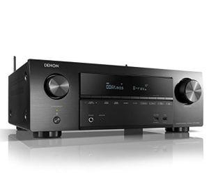 Denon AVR X1500H   7.1 AV Receiver mit WLAN 4K Dolby Atmos ab 282,60€ (statt 314€)