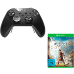 Xbox One Elite Controller + Assassin's Creed Odyssey + Gears Of War 4 für 119€ (statt ~180€)