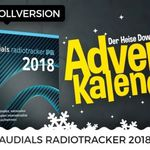 Audials Radiotracker 2018 Premium (Vollversion) gratis – nur heute im Heise-Adventskalender