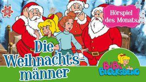Bibi Blocksberg   Die Weihnachtsmänner (Folge 38, Hörspiel) kostenlos