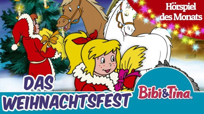 Bibi & Tina   Das Weihnachtsfest (Folge 25, Hörspiel) kostenlos