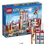 Lego City 60110 Große Feuerwehrstation für 57€ (statt 77€)