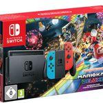 Vorbei! Nintendo Switch + Mario Kart 8 ab 269€ (statt 335€) – über eBay App