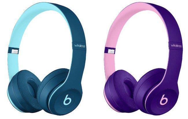 BEATS Solo 3 On ear Kopfhörer in Blau oder Lila/Pink für je 179€ (statt 230€)