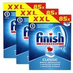 255er Pack Finish Calgonit Classic Spültabs mit Powerball für 19,98€ (statt 28€)