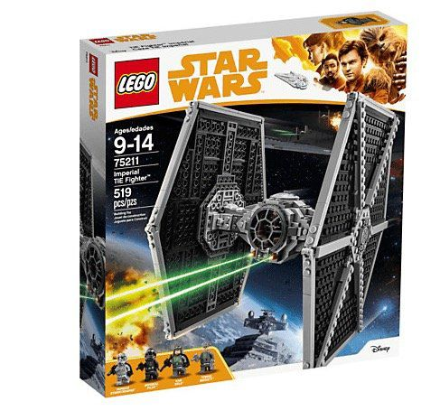 Lego Star Wars   Imperial TIE Fighter (75211) ab 39,99€ (statt 56€)
