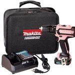Makita HP331DSAP1 Akku-Schlagbohrschrauber 12V als Pink-Edition für 65,75€(statt 81€)