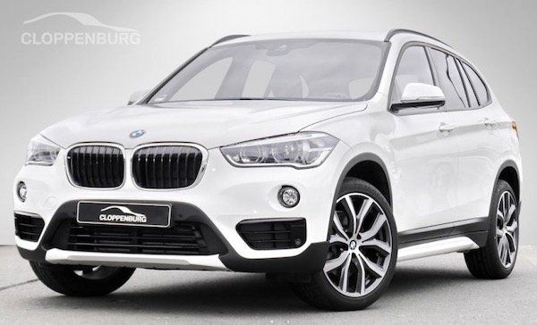 BMW X1 xDrive20d Leasing (privat & gewerblich) für 239€ mtl.