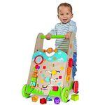 Eichhorn Color Spiel- und Lauflernwagen für 31,94€ (statt 48€)