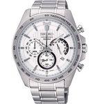 Seiko SSB297P1 Herrenuhr mit Edelstahl-Armband für 93€(statt 136€)