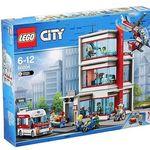 Lego City – Krankenhäuser (60204) für 51,48€ (statt 58€)