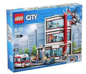 Lego City   Krankenhäuser (60204) für 51,48€ (statt 58€)
