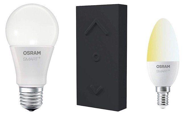 Osram Smart+ Produkte (Lampen etc.) zu Bestpreisen bei Amazon.co.uk