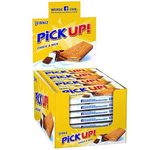 24er Pack Leibniz PiCK UP! Choco & milk Keks-Riegel ab 6,05€ (statt 12€)