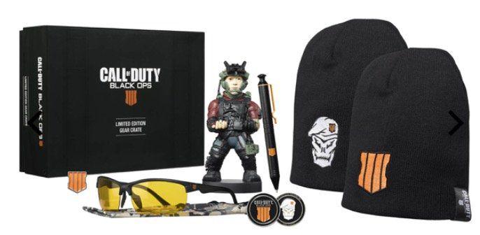 Call of Duty Black Ops 4 Fanbox (Cable Guy, Mütze, Kulli, uvm.) für 24,48€ (statt 32€)