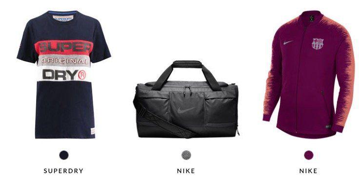 20% Rabatt auf Nike, Under Armour und Superdry bei engelhorn   z.B. Nike FC Barcelona Anthem Fußballjacke für 52,87€ (statt 80€)