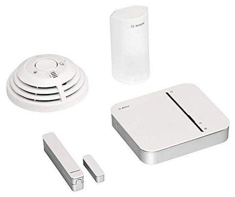 Bosch Smart Home Sicherheit Starter Set mit App Funktion für 149,99€ (statt 259€)