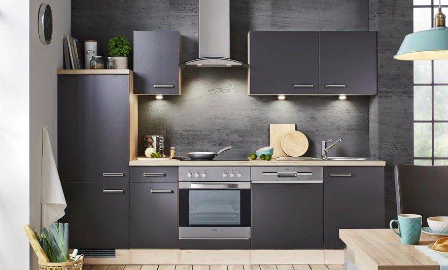 Mömax Küchenblock Milano (Länge 270cm) für 403,33€