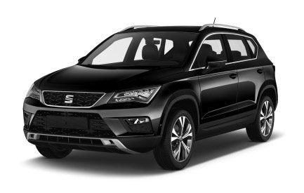 Seat Ateca 1.6 TDI Style Gewerbe Leasing inkl. Service Paket für 59,99€ netto