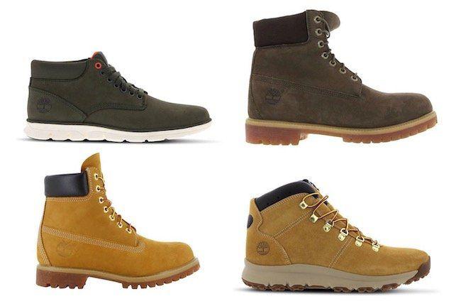Timberland Schuhe mit 20% Rabatt bei Runners Point   z.B. Timberland World Hiker für 80€ (statt 100€)