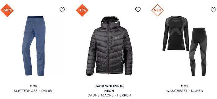 Nur heute: 30% auf Outdoor Klamotten bei SportScheck   z.B. The North Face Evolve II Triclimate Herren Doppeljacke für 107,51€ (statt 139€)