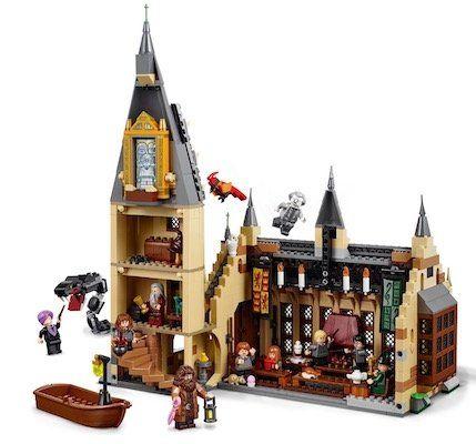 Lego Harry Potter   Die große Halle von Hogwarts (75954) ab 79,99€ (statt 97€)