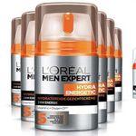 6er Pack L'Oréal Paris Hautpflege für Männer für 37,90€