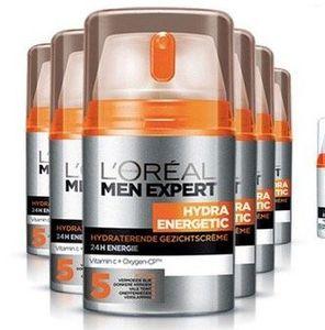 6er Pack LOréal Paris Hautpflege für Männer für 37,90€