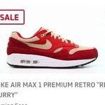 35% Rabatt auf alle Nike Air Max 1 im Afew Store – z.B. Nike Air Max 1 Premium Retro für 64,97€ (statt 105€)