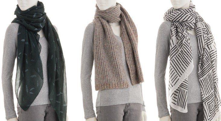Liebeskind Berlin Schals und Tücher in versch. Farben für je 24,99€ (statt 46€)