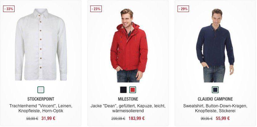 Payback Kunden: 20% Rabatt bei Galeria Kaufhof ab 100€ MBW
